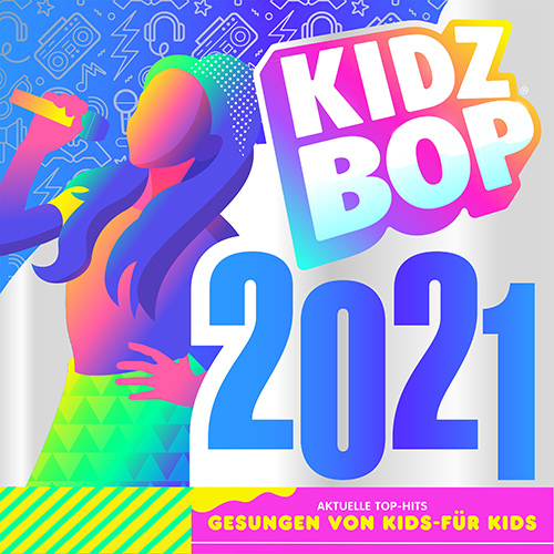 Neues Album KIDZ BOP 2021